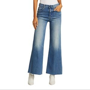 NWT MOTHER The Tomcat Roller Fray Jeans 28